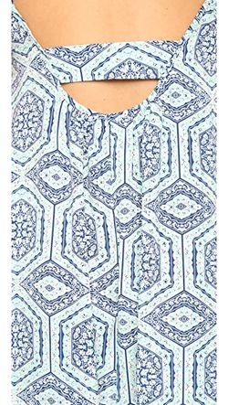 Макси-Платье Resort ONE by Pink Stitch                                                                                                              Животный Принт цвет