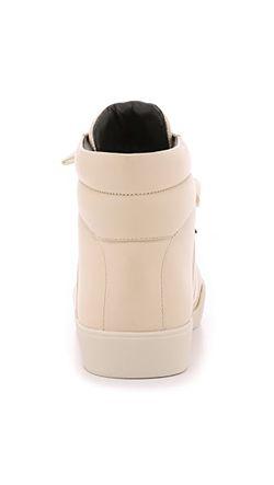 Кроссовки Morgan С Высоким Берцем 3.1 Phillip Lim                                                                                                              Фарфоровый цвет