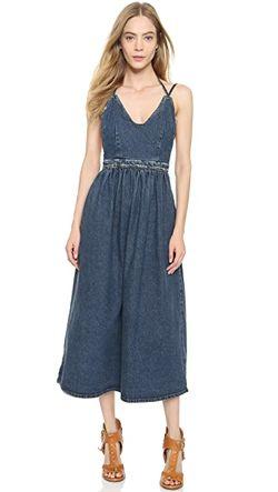 Платье Palma Rachel Comey                                                                                                              голубой цвет