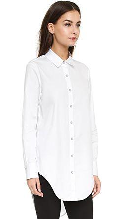 Рубашка Nightingale Rag & Bone                                                                                                              белый цвет