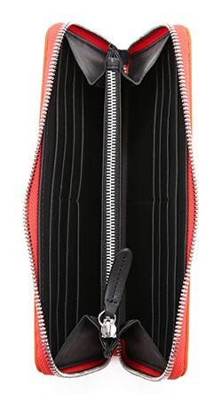 Стеганый Кошелек Crosby Continental Rag & Bone                                                                                                              оранжевый цвет