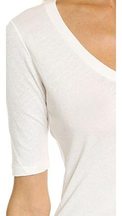 Футболка Для Создания Многослойного Образа Rag & Bone/Jean                                                                                                              белый цвет