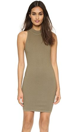 Платье Val Rebecca Minkoff                                                                                                              Оливковый цвет
