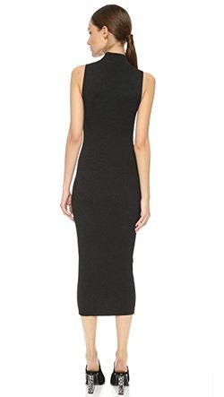 Эластичное Платье Ulana Evian Theory                                                                                                              серый цвет