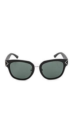Солнцезащитные Очки С Акцентами В Виде Стрел Tory Burch                                                                                                              черный цвет