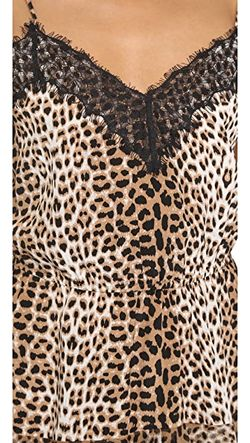 Мини-Платье С Оборками Внизу Twelfth Street By Cynthia Vincent                                                                                                              коричневый цвет