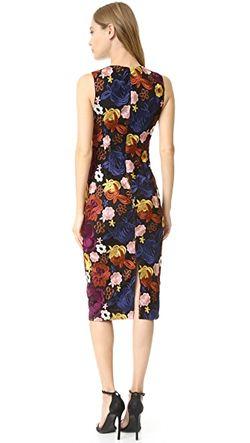 Облегающее Платье Nat Alice+Olivia                                                                                                              многоцветный цвет