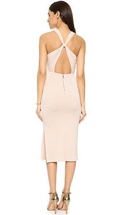 Облегающее Платье Air Lumi Alice + Olivia                                                                                                              золотой цвет
