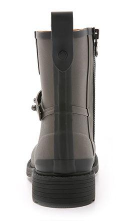 Резиновые Сапоги Moto Rag & Bone                                                                                                              серый цвет