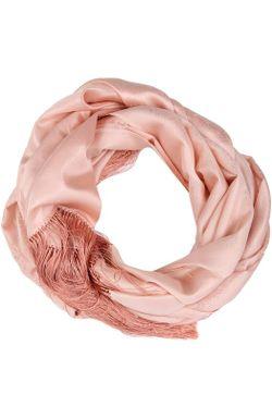 Палантин Elie Saab                                                                                                              розовый цвет