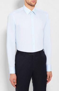 Сорочка Hugo Boss Black Label                                                                                                              белый цвет