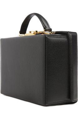 Сумка Grace Large Box Mark Cross                                                                                                              коричневый цвет