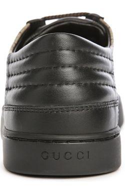Кеды Gucci                                                                                                              чёрный цвет
