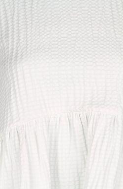 Платье MSGM                                                                                                              белый цвет