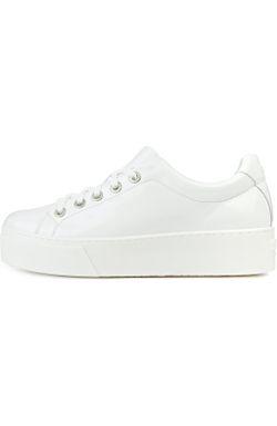 Кеды Kenzo                                                                                                              белый цвет