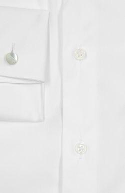 Сорочка Armani Collezioni                                                                                                              белый цвет