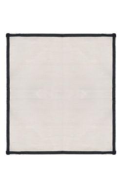 Хлопковый Носовой Платок С Контрастным Рантом Simonnot-Godard                                                                                                              бежевый цвет