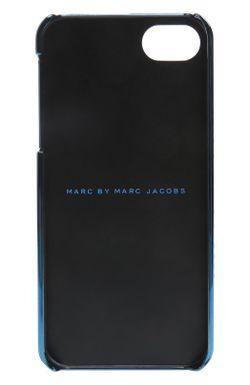 Чехол Для Iphone Se/5s/5 Marc by Marc Jacobs                                                                                                              голубой цвет