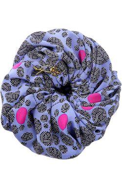 Резинка Для Волос Colette Malouf                                                                                                              голубой цвет