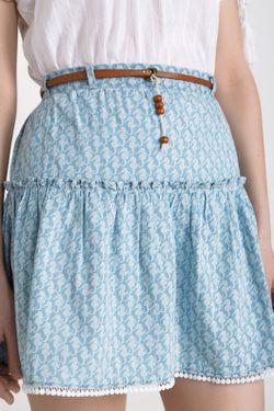 Юбки Concept                                                                                                              голубой цвет