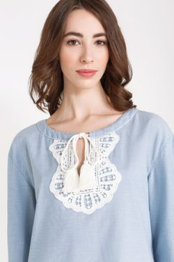 Платья Concept                                                                                                              голубой цвет