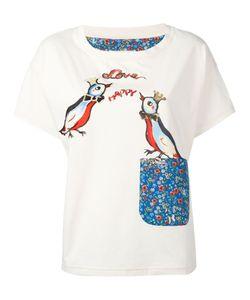 Tsumori Chisato   Love Birds T-Shirt Size 2