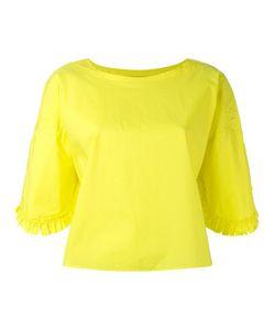 Tsumori Chisato   Cropped T-Shirt Size Small