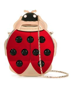 Charlotte Olympia | Ladybird Shoulder Bag Acrylic/Metal Other