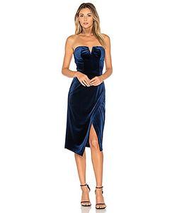Yumi Kim | Платье Velvet Allure
