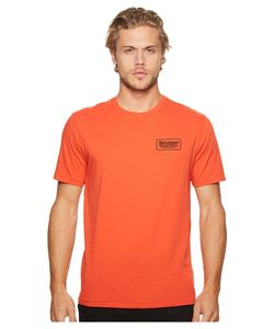Brixton | Palmer Short Sleeve Premium Tee Mens T Shirt