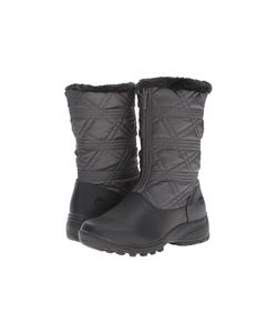 Totes | Rainey Pewter Womens Boots