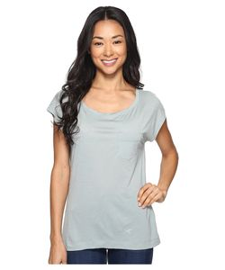 Arc'Teryx   A2b Scoop Neck Sage Womens Clothing