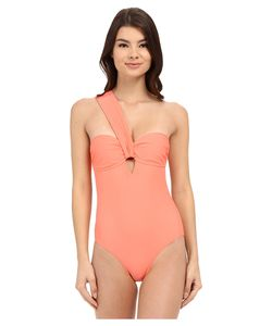 6 Shore Road by Pooja | Urban Cuba One-Piece Peach