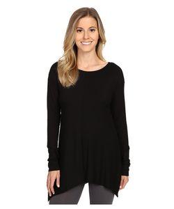 Natori | Terry Lounge Long Sleeve Top Womens Pajama