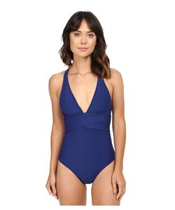Athena | Solids Cross One-Piece Womens Swimsuits One Piece