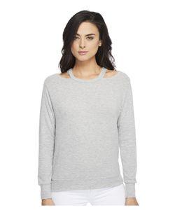 Lna   Bolero Sweater Heather Womens Sweater