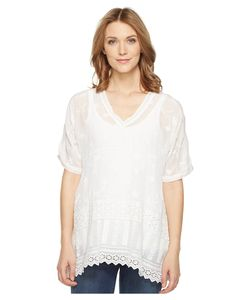 JOHNNY WAS | Nyloni Dolman Top Womens Clothing
