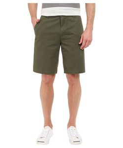Dockers | Perfect Short Classic Fit Flat Front Stretch