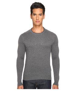 Jack Spade   Jersey Stitch Crew Neck Sweater Mens Sweater