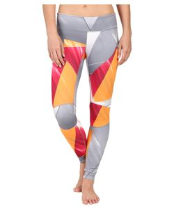 Spyder | Fate Pants Multi Color Shield Print Womens Workout