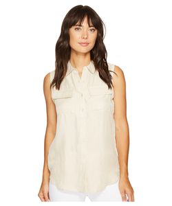 ROMEO & JULIET COUTURE | Romeo Amp Juliet Couture Sleeveless Button-Up Shirt Womens Sleeveless