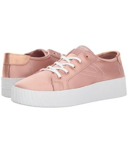 Tretorn | Blaire 7 Blush Womens Lace Up Casual Shoes