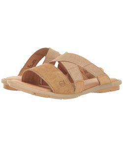 Born   Tidore Distressed Womens Sandals