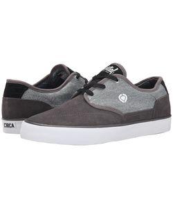 Circa | Essential Dark Gull/ Mens Skate Shoes