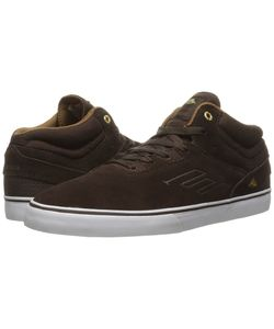 Emerica | The Westgate Mid Vulc Dark Mens Skate Shoes
