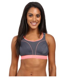 Shock Absorber | Ultimate Run Sports Bra S5044 Coral Womens Bra