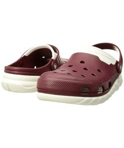 Crocs | Duet Max Clog Garnet Clog Shoes
