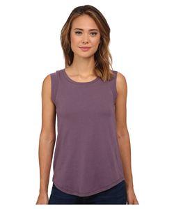 Alternativa | Cap Sleeve Crew Haze Womens T Shirt