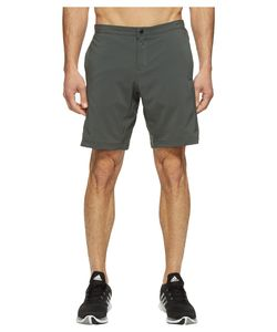 ADIDAS OUTDOOR | Mountain Fly Shorts Utility Ivy Mens Shorts