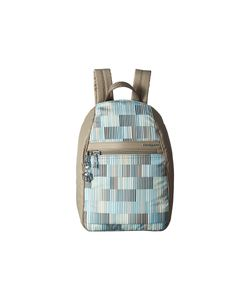 Hedgren | Inner City Vogue Backpack Rfid Glitch Print Backpack Bags